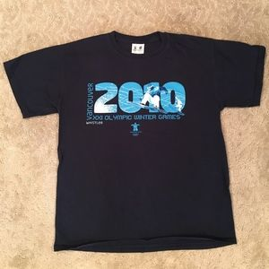 Vancouver 2010 Olympic Shirt Limited Edition